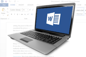 Microsoft Word for Beginners